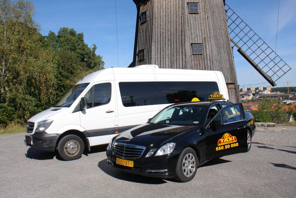 Taxi Och Taxibuss