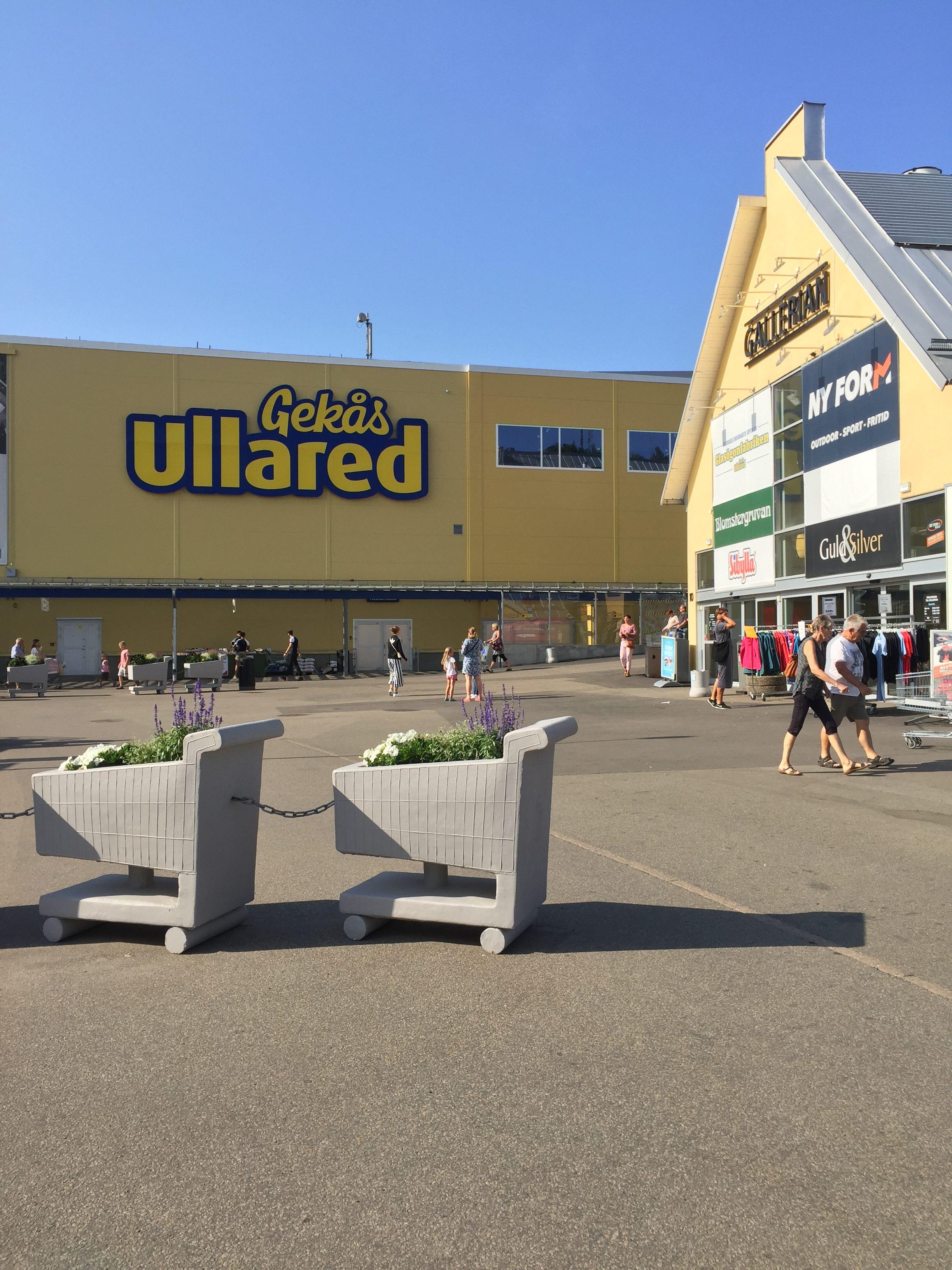Krogshow I Ullared 16/2-19 Med övernattning Och Shopping